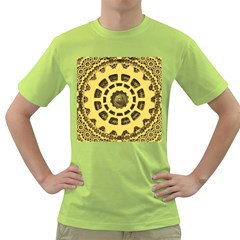 Gears Green T Shirt