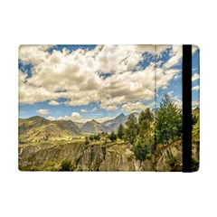 Valley And Andes Range Mountains Latacunga Ecuador Ipad Mini 2 Flip Cases by dflcprints