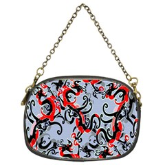 Dragon Pattern Chain Purses (two Sides)  by Nexatart