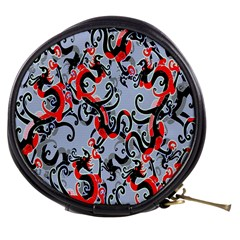 Dragon Pattern Mini Makeup Bags