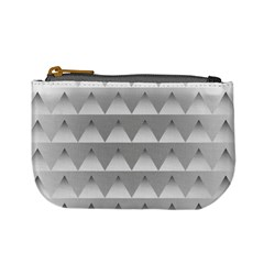 Pattern Retro Background Texture Mini Coin Purses by Nexatart