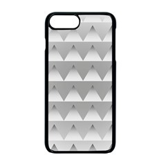 Pattern Retro Background Texture Apple Iphone 7 Plus Seamless Case (black) by Nexatart