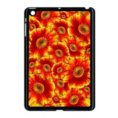 Gerbera Flowers Blossom Bloom Apple Ipad Mini Case (black) by Nexatart