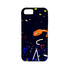 Abstraction Apple Iphone 5 Classic Hardshell Case (pc+silicone) by Valentinaart