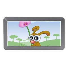 Easter Spring Flowers Happy Memory Card Reader (mini)