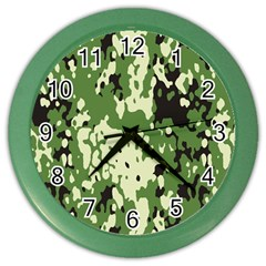 Flectar Color Wall Clocks