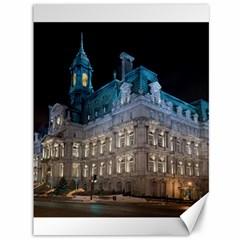 Montreal Quebec Canada Building Canvas 36  X 48   by Nexatart