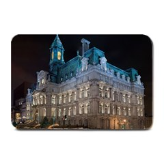 Montreal Quebec Canada Building Plate Mats by Nexatart