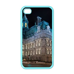 Montreal Quebec Canada Building Apple Iphone 4 Case (color) by Nexatart