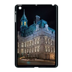 Montreal Quebec Canada Building Apple Ipad Mini Case (black) by Nexatart
