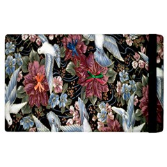 Quilt Apple Ipad 2 Flip Case by Nexatart
