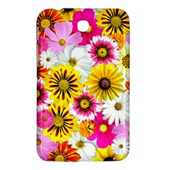 Flowers Blossom Bloom Nature Plant Samsung Galaxy Tab 3 (7 ) P3200 Hardshell Case  by Nexatart