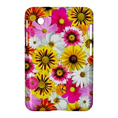 Flowers Blossom Bloom Nature Plant Samsung Galaxy Tab 2 (7 ) P3100 Hardshell Case  by Nexatart
