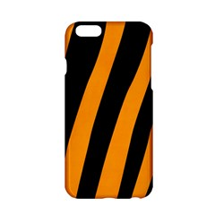 Tiger Pattern Apple Iphone 6/6s Hardshell Case by Nexatart