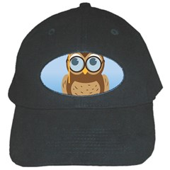Read Owl Book Owl Glasses Read Black Cap by Nexatart