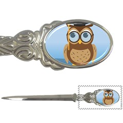Read Owl Book Owl Glasses Read Letter Openers