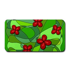 Flowers Medium Bar Mats