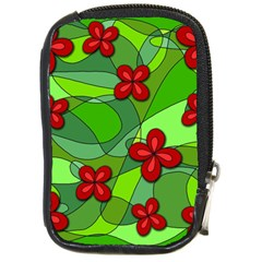 Flowers Compact Camera Cases by Valentinaart