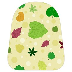 Leaves Pattern School Bags (small)  by Nexatart