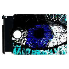 Blue Eye Apple Ipad 3/4 Flip 360 Case by Valentinaart