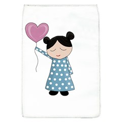 Valentines Day Girl Flap Covers (l)  by Valentinaart