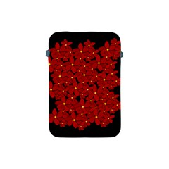 Red Bouquet  Apple Ipad Mini Protective Soft Cases by Valentinaart