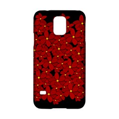 Red Bouquet  Samsung Galaxy S5 Hardshell Case