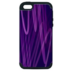 The Background Design Apple Iphone 5 Hardshell Case (pc+silicone)