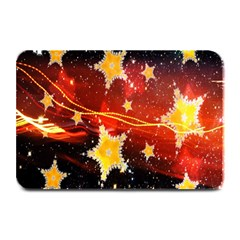 Holiday Space Plate Mats by Nexatart