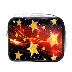 Holiday Space Mini Toiletries Bags by Nexatart