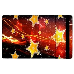 Holiday Space Apple Ipad 2 Flip Case