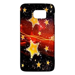 Holiday Space Galaxy S6 by Nexatart