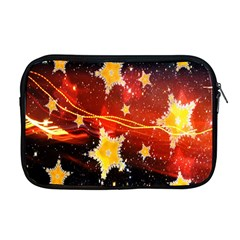 Holiday Space Apple Macbook Pro 17  Zipper Case by Nexatart