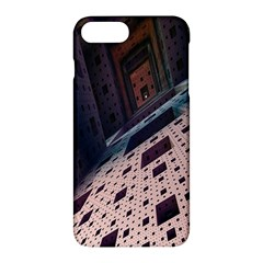 Industry Fractals Geometry Graphic Apple Iphone 7 Plus Hardshell Case by Nexatart