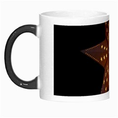 Star Light Decoration Atmosphere Morph Mugs by Nexatart