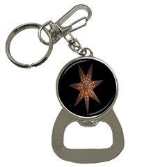 Star Light Decoration Atmosphere Button Necklaces by Nexatart