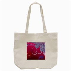 Love Flowers Tote Bag (cream)