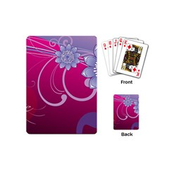 Love Flowers Playing Cards (mini)