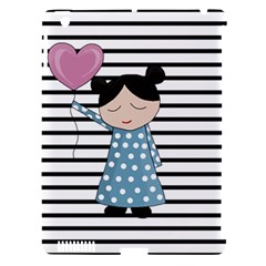 Valentines Day Design Apple Ipad 3/4 Hardshell Case (compatible With Smart Cover) by Valentinaart