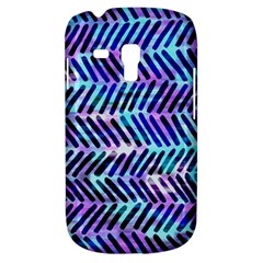 Blue Tribal Chevrons  Galaxy S3 Mini by KirstenStar