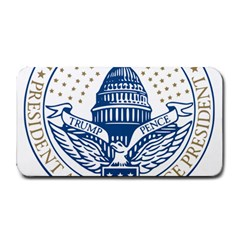 Presidential Inauguration Usa Republican President Trump Pence 2017 Logo Medium Bar Mats
