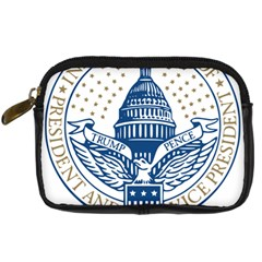Presidential Inauguration Usa Republican President Trump Pence 2017 Logo Digital Camera Cases