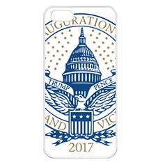 Presidential Inauguration Usa Republican President Trump Pence 2017 Logo Apple Iphone 5 Seamless Case (white)