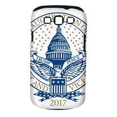Presidential Inauguration Usa Republican President Trump Pence 2017 Logo Samsung Galaxy S Iii Classic Hardshell Case (pc+silicone)