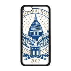 Presidential Inauguration Usa Republican President Trump Pence 2017 Logo Apple Iphone 5c Seamless Case (black)