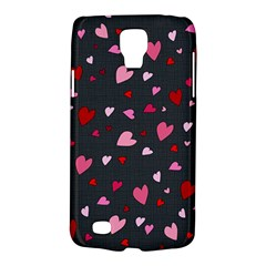 Hearts Pattern Galaxy S4 Active by Valentinaart
