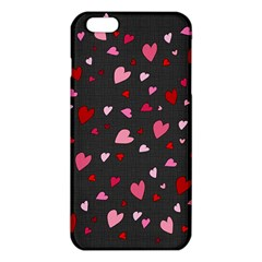 Hearts Pattern Iphone 6 Plus/6s Plus Tpu Case by Valentinaart