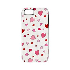 Valentine s Day Hearts Apple Iphone 5 Classic Hardshell Case (pc+silicone)