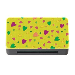 Colorful Hearts Memory Card Reader With Cf