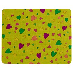 Colorful Hearts Jigsaw Puzzle Photo Stand (rectangular) by Valentinaart